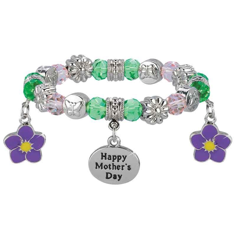 A Year of Celebration Beaded Stretch Bracelets Set 5743 001 9 3