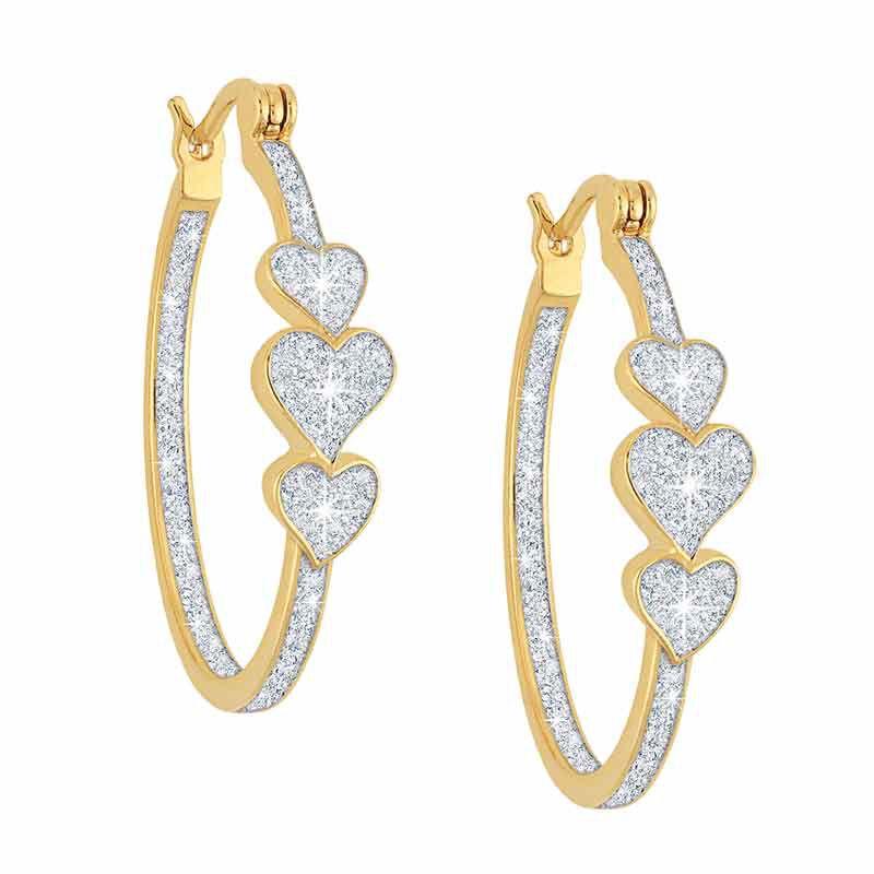 I Love You Diamond Inside Out Hoops 1831 001 1 1