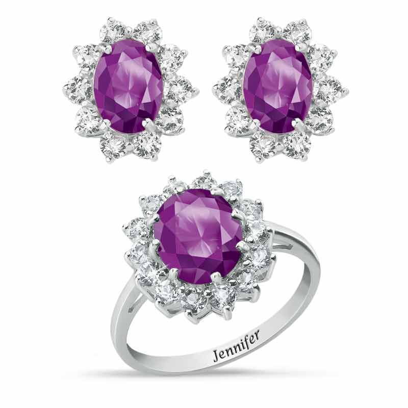 Birthstone Splendor Jewelry Set 2140 001 5 6