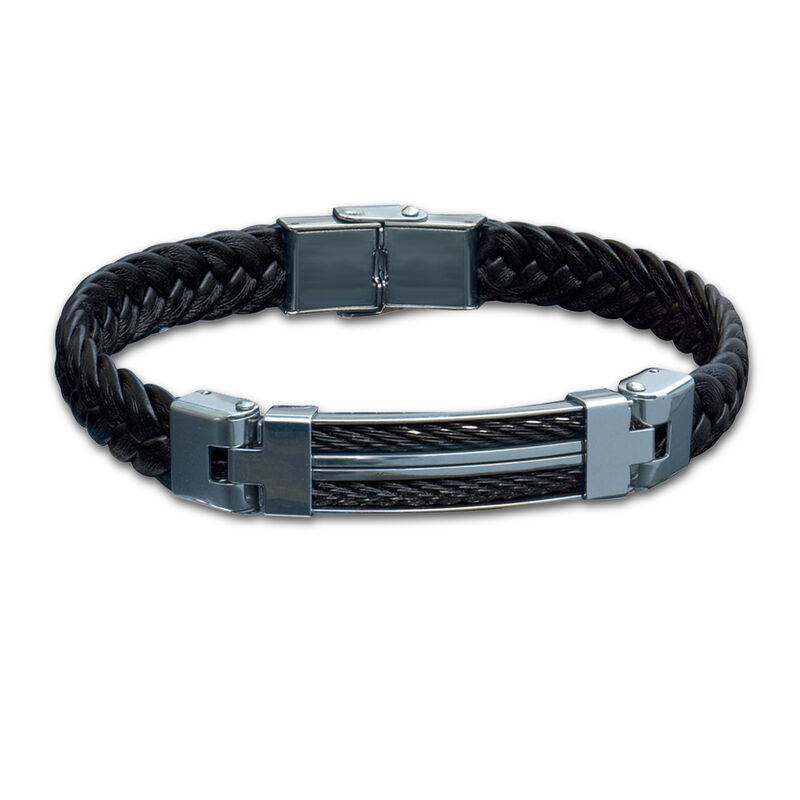 Infinite Style Mens Bracelet Collection 6693 0017 a main