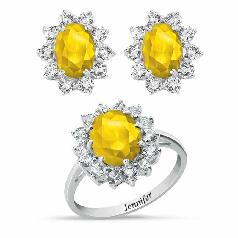 Birthstone Splendor Jewelry Set 2140 001 5 11