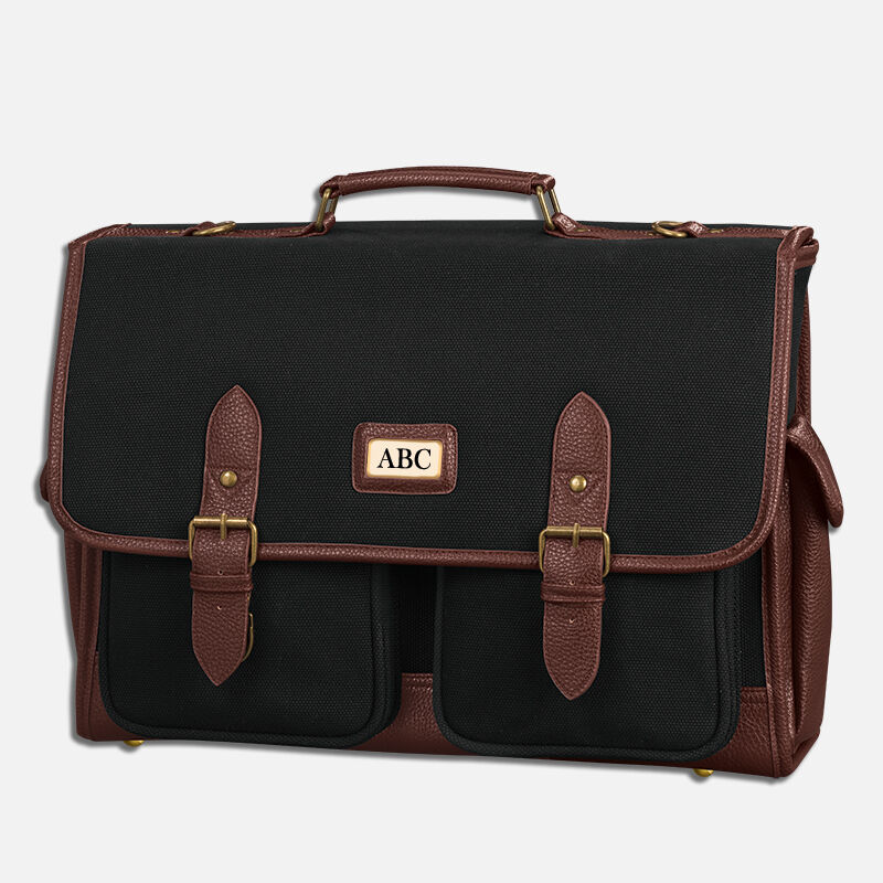 The Personalized Ultimate Messenger Bag 5504 001 8 2