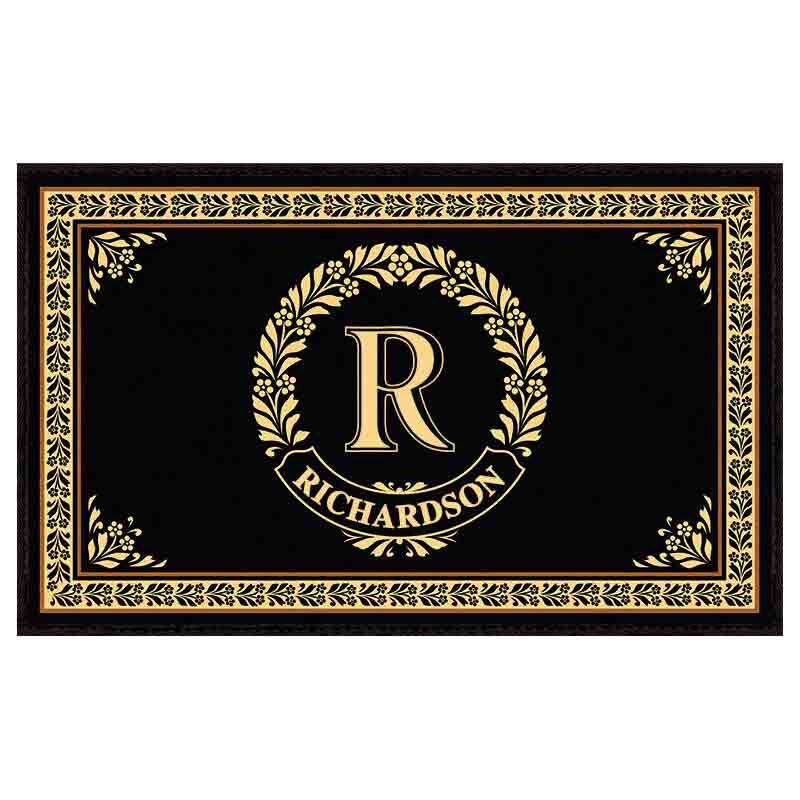 The Monogrammed Accent Rug 2413 001 5 1