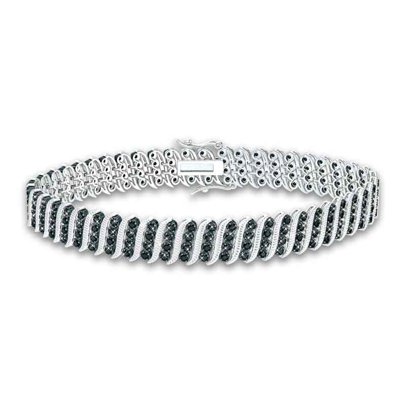 Midnight Spell Black Diamond Bracelet 5469 001 1 1