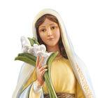 Hail Mary Full of Grace Figurine 6295 0019 b detail