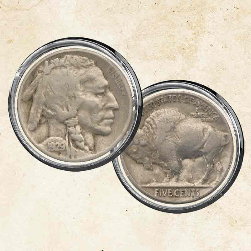Buffalo Nickels Collection 2915 001 8 1