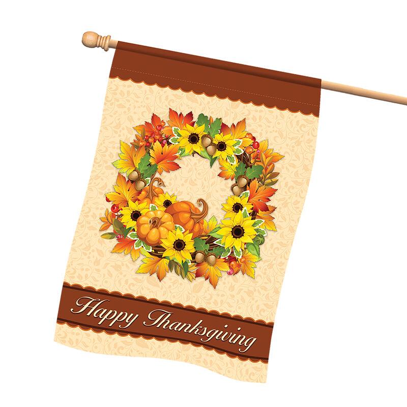 Seasonal Sensations Wreath Flags 6657 0011 d november