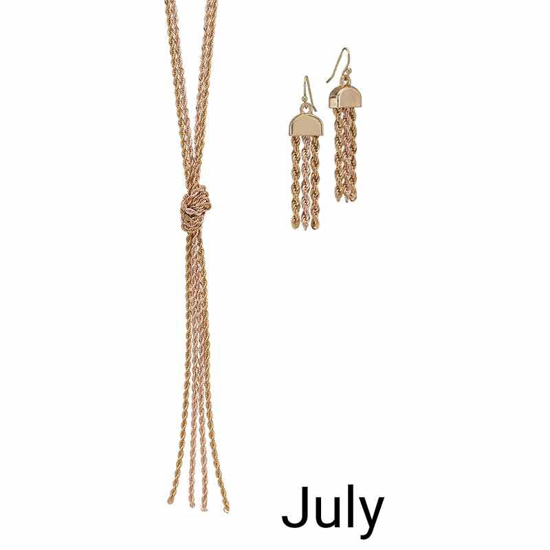 Golden Essentials Necklace Collection 6564 001 3 8