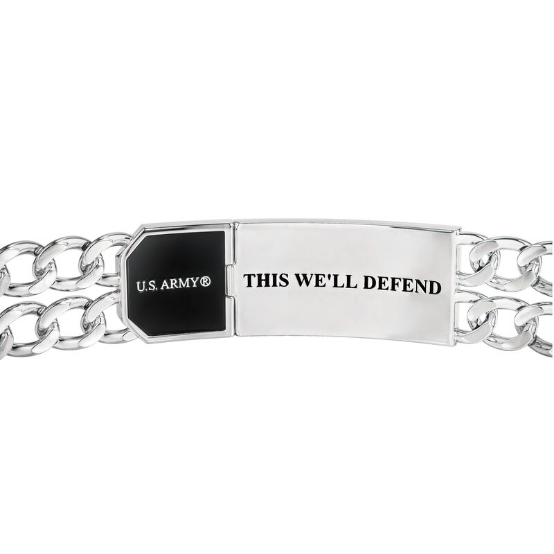 American Patriot Army Bracelet 10155 0010 b reverse side
