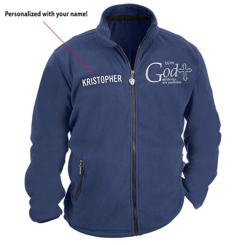 The With God All Things Are Possible Jacket 5625 001 2 1
