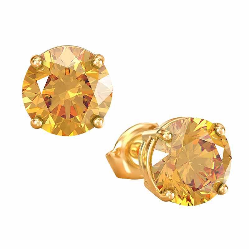 Birthstone Stud Earrings 3359 013 4 11