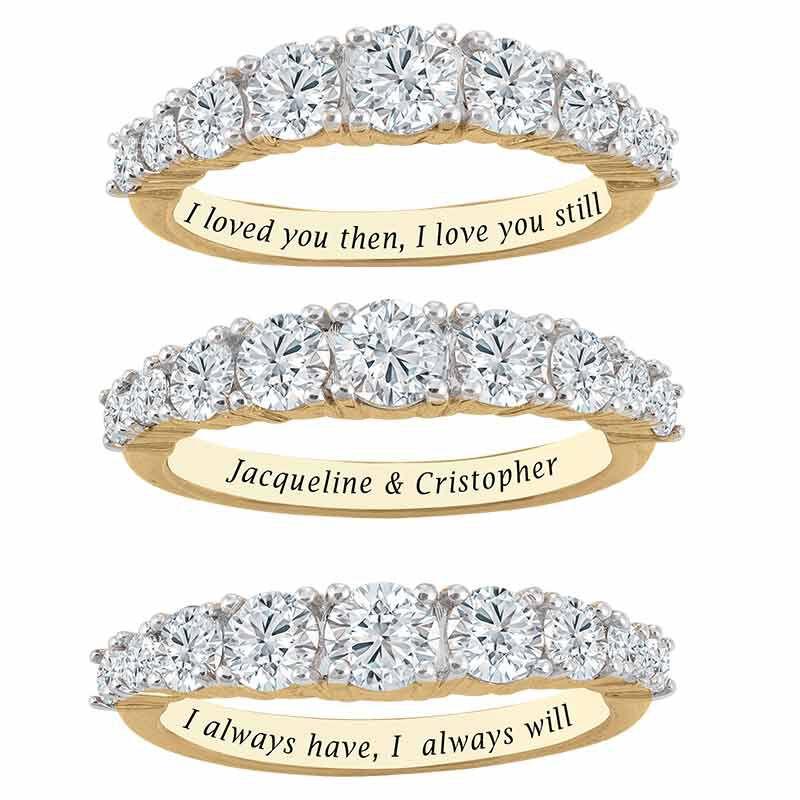 I Love You Always Diamonisse Ring Set 6419 001 0 2