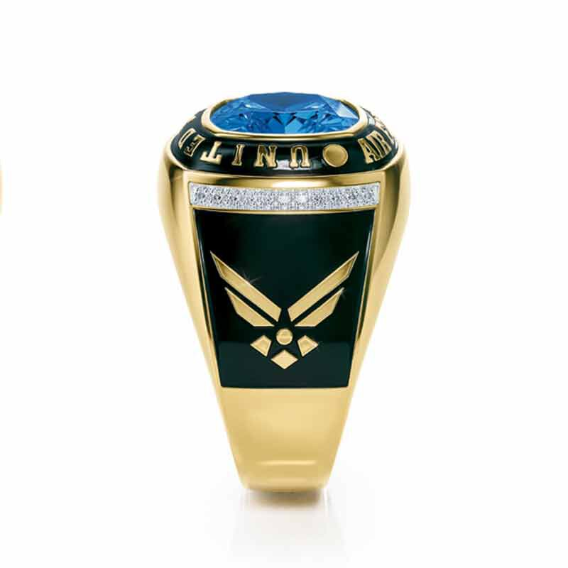 The Defender US Air Force Ring 6515 004 7 2