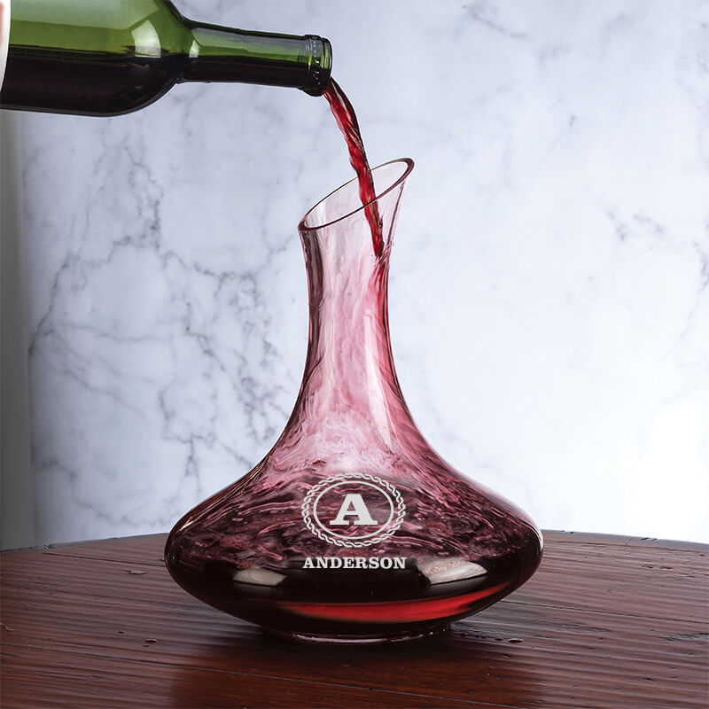 The Personalized Wine Decanter Set 5668 001 0 4