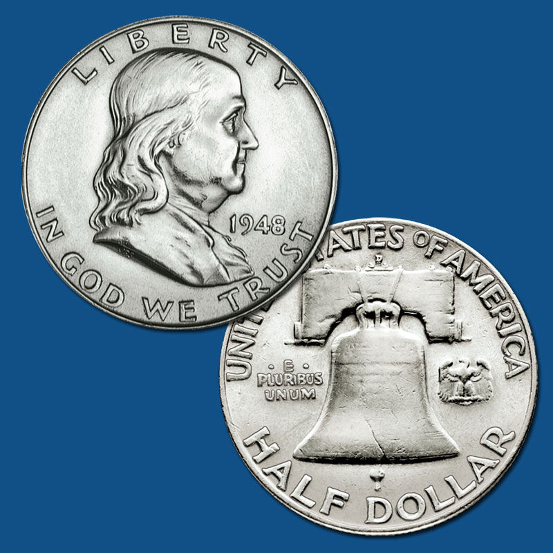 Complete 20th Century Half Dollar Treasury 2986 002 0 2