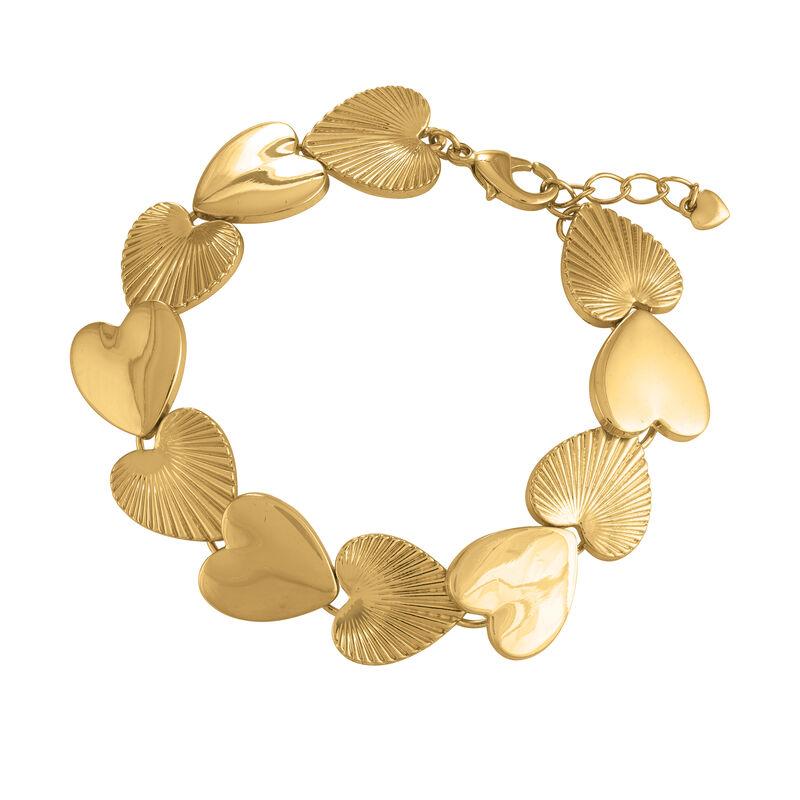 Golden Essentials Bracelets Collection 6175 0055 d bracelet4