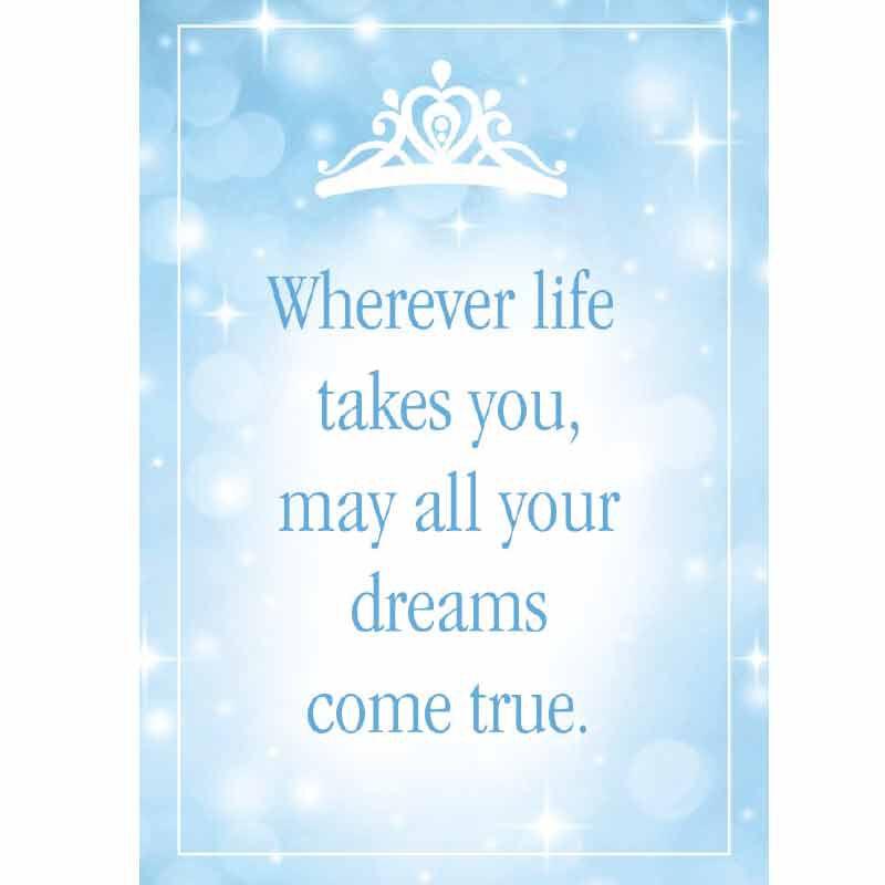 May All Your Dreams Come True Granddaughter Pendant 6006 001 9 2