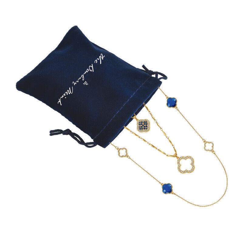 Birthstone Beauty Layered Necklace Set 6594 001 7 13