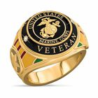 US Marine Corps Veteran Ring 1861 003 0 1