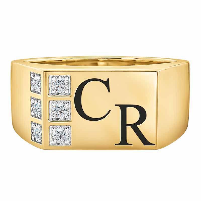 Cutting Edge Diamond Ring 6332 001 4 2