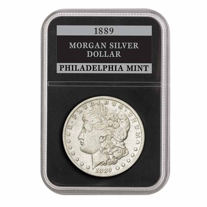 The Complete Collection of Morgan Silver Dollars 5423 001 6 3