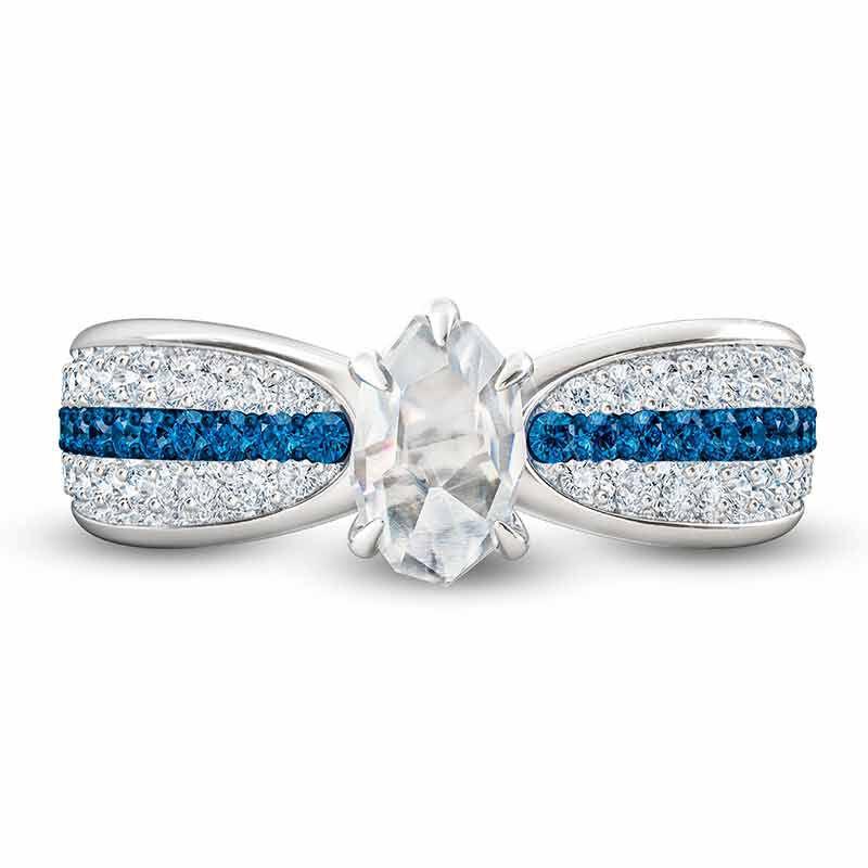 Herkimer Diamond Ring 4905 001 6 2