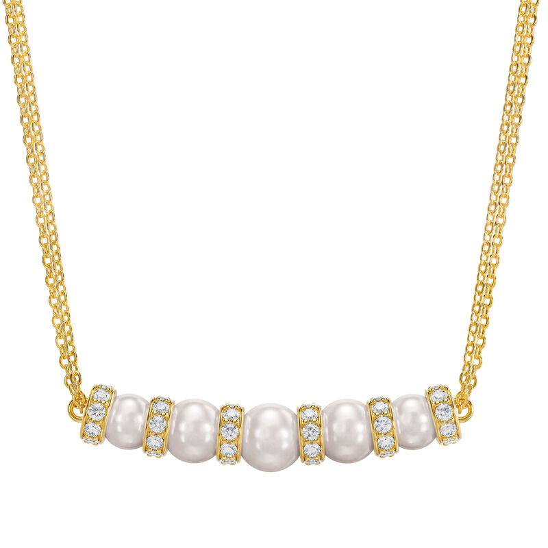 Opulent Beauty Pearl Necklace 6743 0017 a main