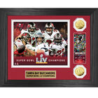 Tampa Bay Buccaneers Super Bowl LV Champions Framed Print 4391 1684 a main