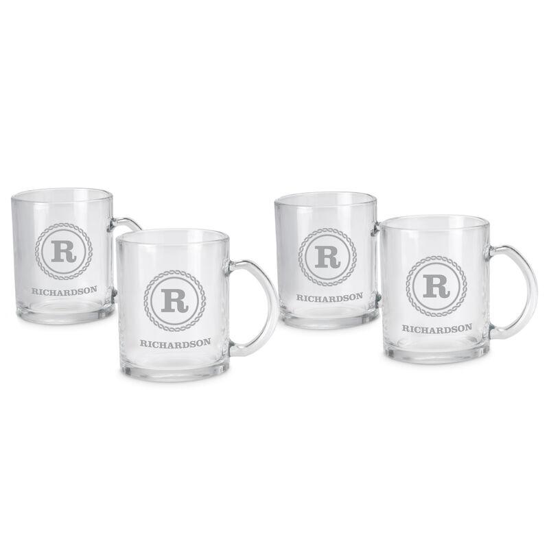 The Personalized Glass Mug Set 10618 0011 a main