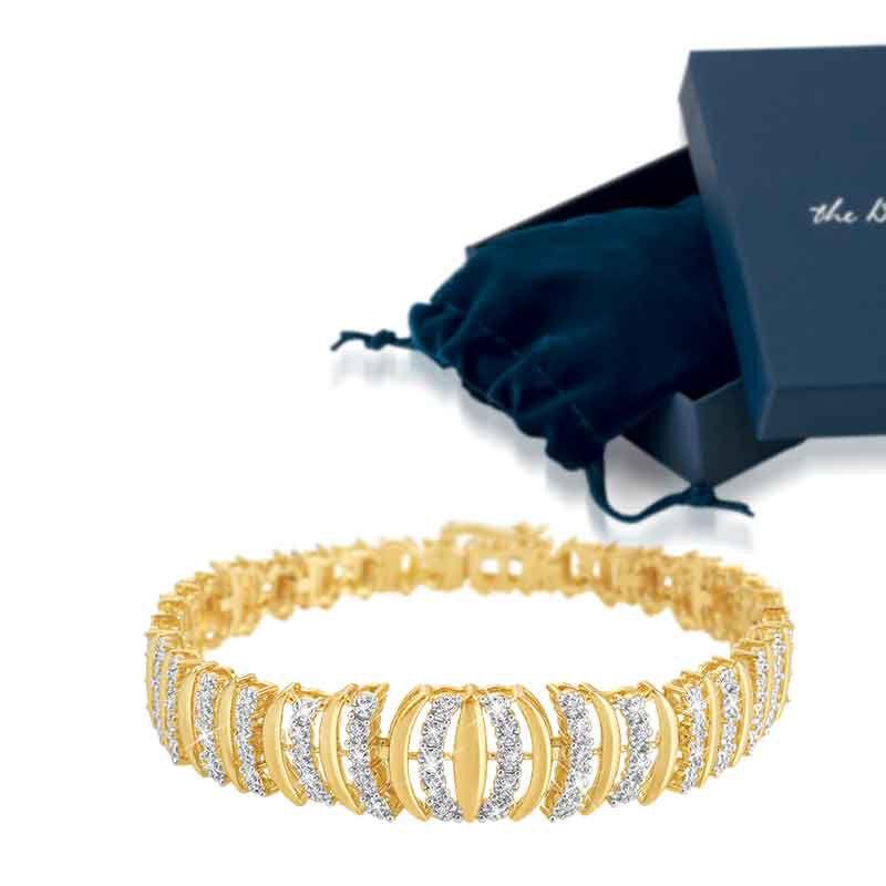 Wrapped in Elegance Diamond Bracelet 6310 001 0 3