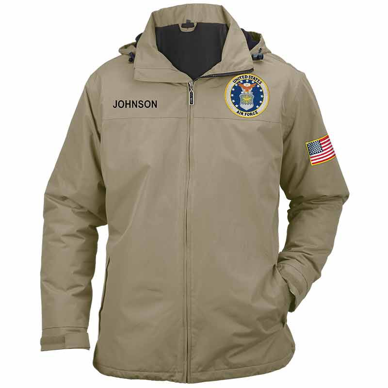 Air Force All Weather Jacket 1832 001 0 1