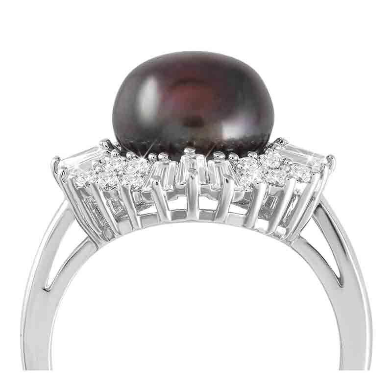 Tahitian Treat Black Pearl Ring 4946 001 7 2