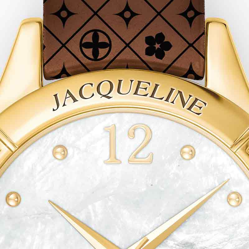 The Personalized Womens Watch 1355 001 7 3