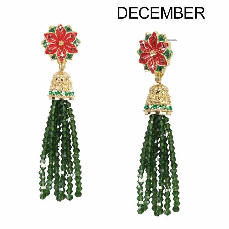 A Year of Cheer Tassel Earrings 1724 001 1 7
