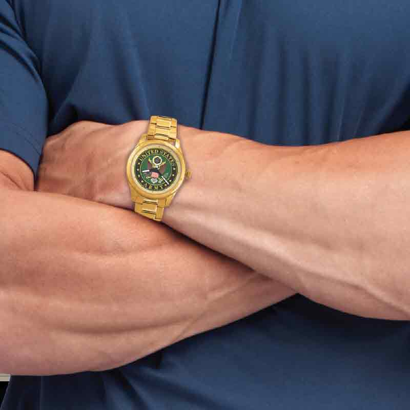 Virtue US Army Watch 2675 001 8 6