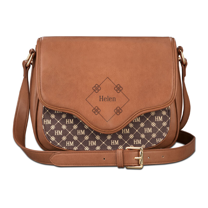 Personalized Saddle Bag 1687 0016 a main