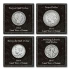 Silver Coins of the 20th Century    Last Year of Issue 5182 001 7 1