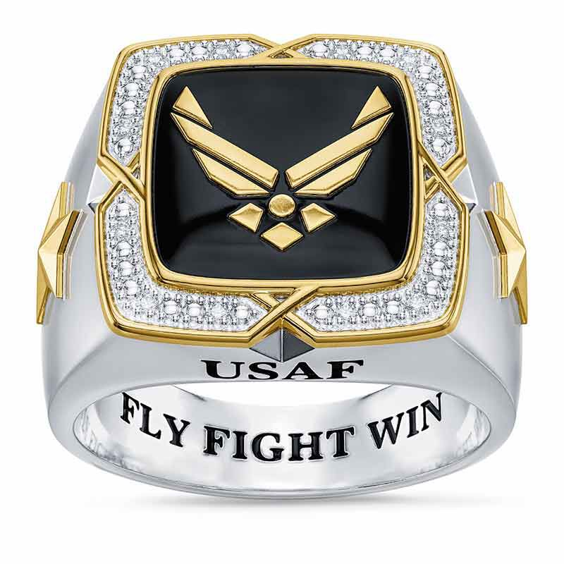 Americas Finest US Air Force Ring 6665 003 7 2