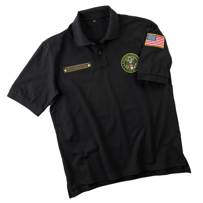 The US Army Personalized Polo  Cap 6605 001 4 3