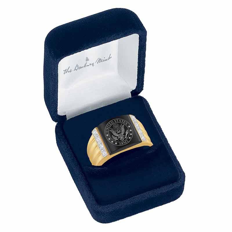 Army Prestige Mens Ring 6266 002 2 2
