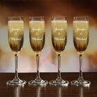 The Personalized Couples Champagne Flutes 10036 0049 b glass
