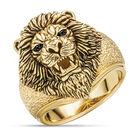 King of the Jungle Mens Diamond Ring 10378 0011 a main