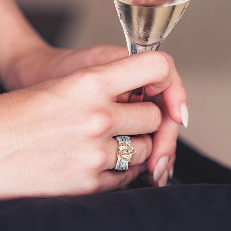 Champagne Dreams Diamond Ring 10296 0010 m model