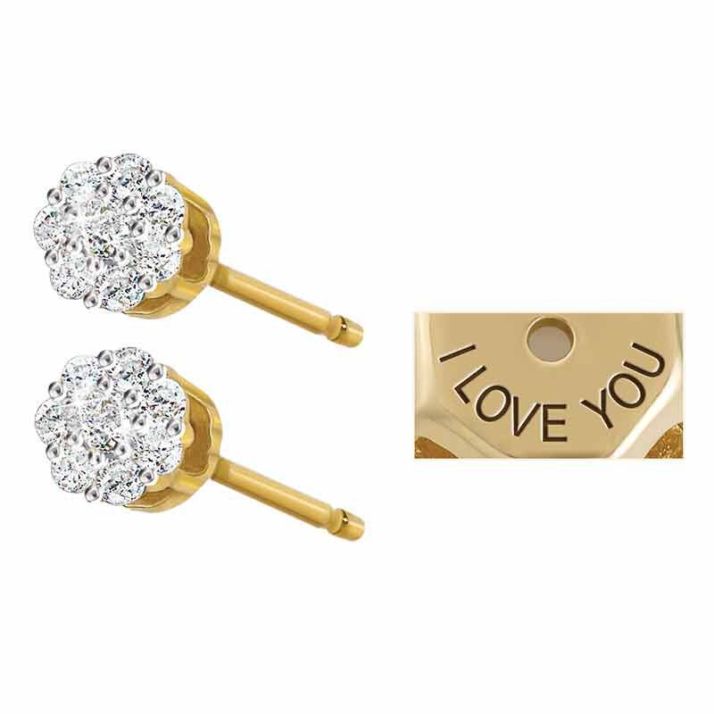 I Love Always Diamond Earrings 4792 011 1 2