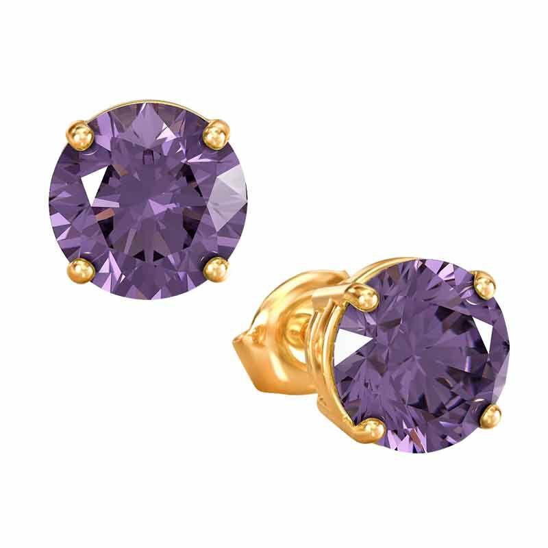 Birthstone Stud Earrings 3359 013 4 2