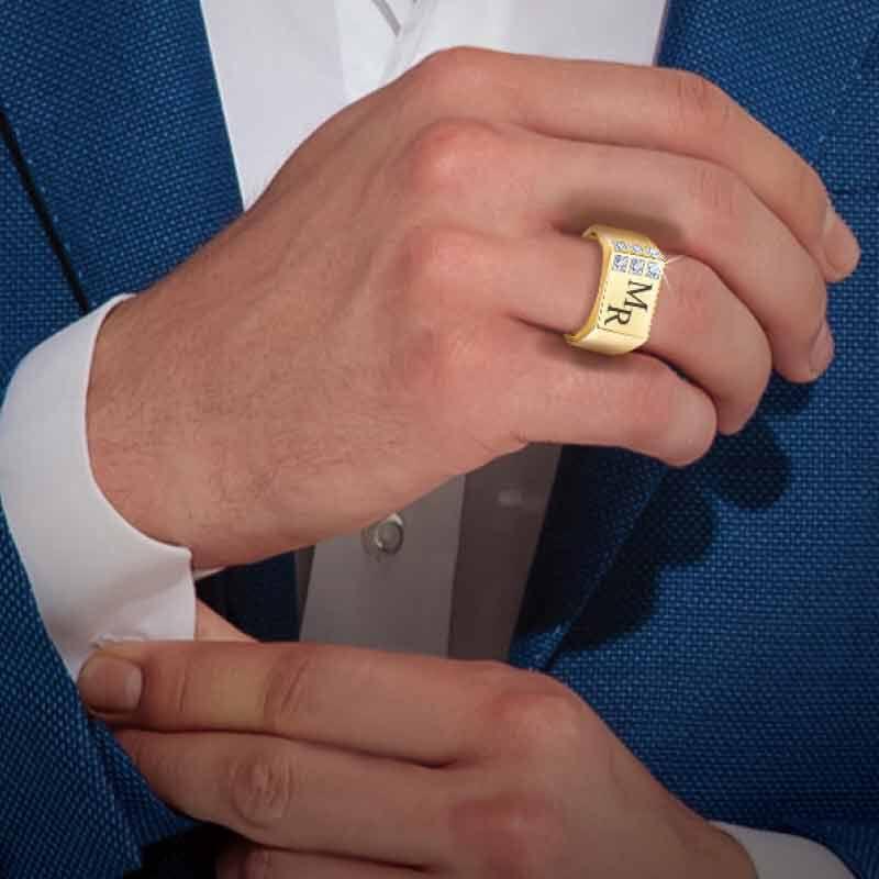 Cutting Edge Diamond Ring 6332 001 4 3