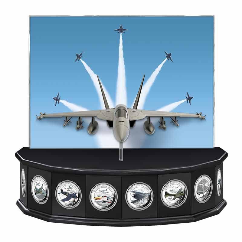 US Military Aircraft Commemoratives 4960 001 8 1