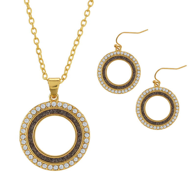 Sparkling Statements Pendant and Earring collection 10028 0015 h october