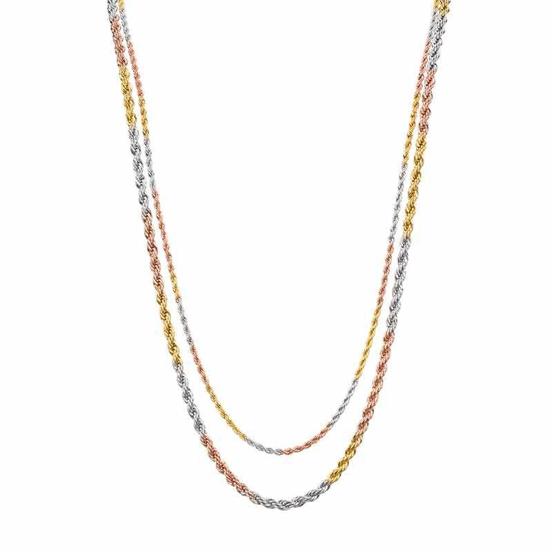 The Copper Duet Necklace Set 6413 001 6 1
