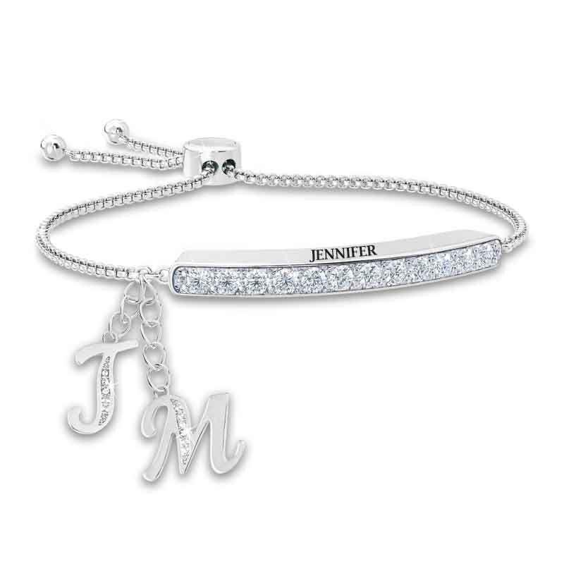 Personalized Birthstone Bolo Bracelet 1864 002 9 4